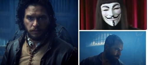 Kit Harington to star in 'Gunpowder'. Screencap: BBC, MrSovetski via YouTube