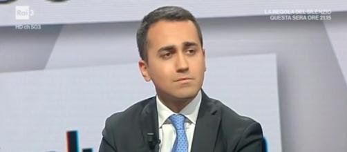 Luigi Di Maio, esponente del Movimento 5 Stelle