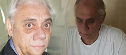 Marcelo Rezende enfrenta luta contra o câncer