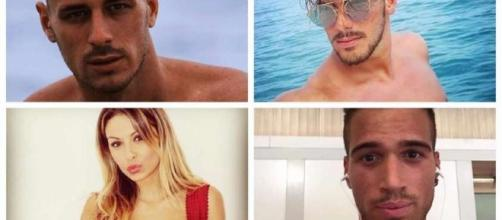 Mattia, Paolo, Sabrina e Alex: ecco i nuovi tronisti