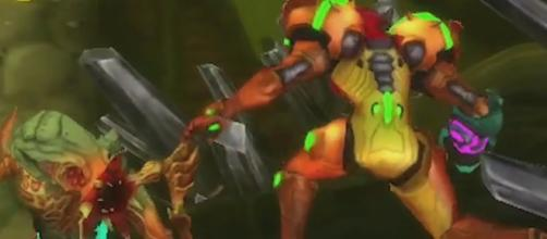'Metroid: Samus Returns' launches later this month. (image source: YouTube/RabidRetrospectGames)