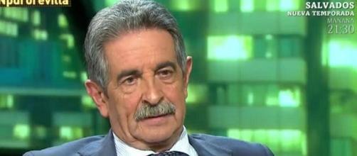 Miguel Ángel Revilla en 'laSexta Noche'