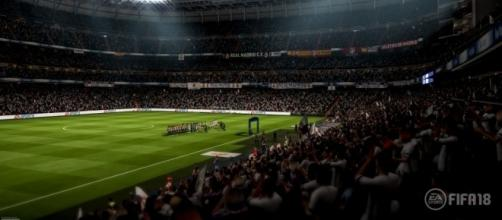 Novos estádios presentes em FIFA 2018