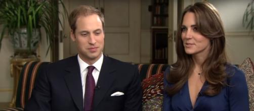 Prince William, Kate Middleton - YouTube screenshot | ODN/https://www.youtube.com/watch?v=U4RcE9G1MhM