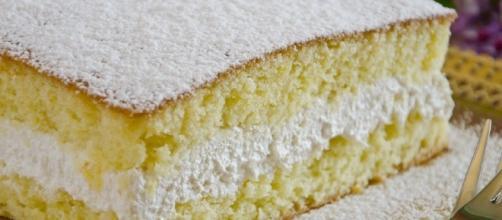 Ricette della torta paradiso - tribugolosa.com
