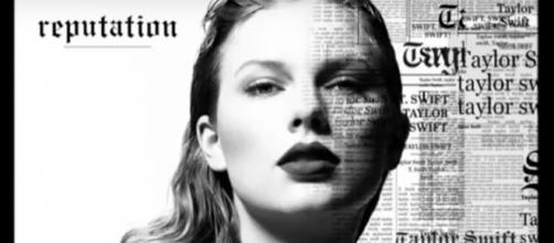 Taylor's new album cover / Photo via TaylorSwiftOfficial, YouTube
