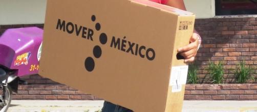 Televisores para Mover a México.
