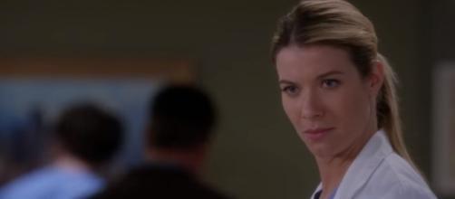 "Tessa Ferrer will not return as Lea Murphy in ""Grey's Anatomy"" Season 14. (Photo:YouTube/ABC Television Network)"