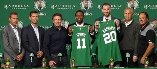 There are players that Boston cannot trade as of the moment -- ESPN via YouTube