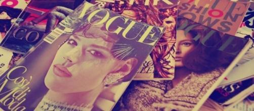 Vogue magazine / Photo via Julie Robertson, Flickr