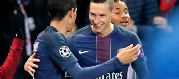 4:0-Heimsieg! | PSG-Party! Draxler und Di Maria vermöbeln Barça ... - bild.de
