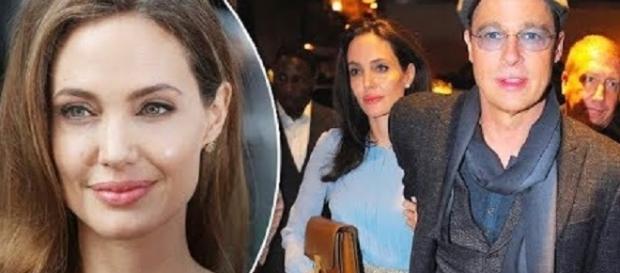 Angelina Jolie, Brad Pitt - Image via YouTube/News 247