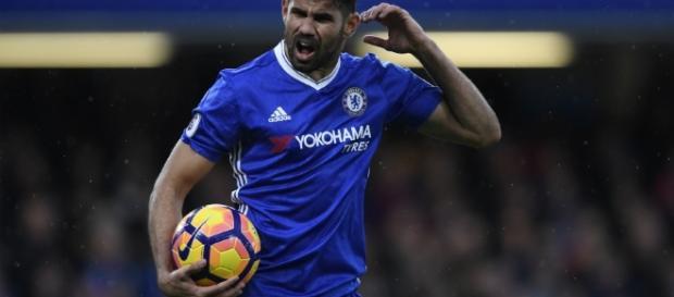 Diego Costa - Joueur de Chelsea