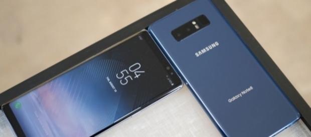 Galaxy S8 e Note 8 cominciano a temere l'agguerrita concorrenza