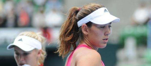 Garbine Muguruza of Spain (Wikimedia Commons/Tatiana)