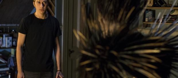 Light vendo Riuk na adaptação produzida pela Netflix