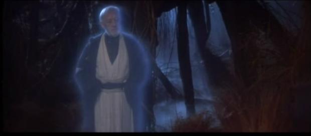 Luke and Obi-wan's ghost RESCORED | Jack Coleman/YouTube