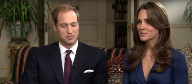 Prince William, Kate Middleton - YouTube screenshot   ODN/https://www.youtube.com/watch?v=U4RcE9G1MhM