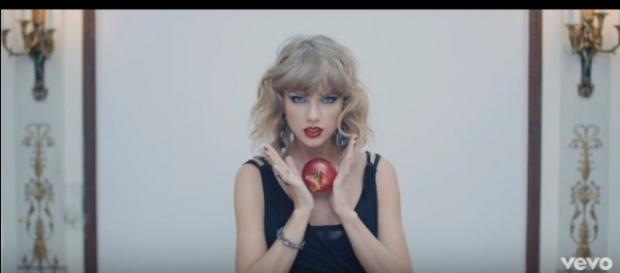 Taylor Swift / Photo via TaylorSwiftVEVO, YouTube screenshot