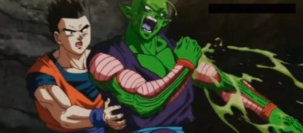 Tien Shinhan and the Saiyan Duo was able to catch the snipers - Screenshot