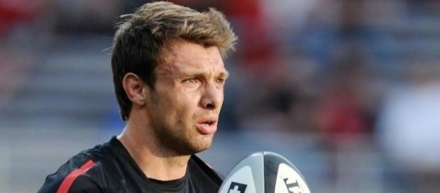Vincent clerc, ailier au RCT. (photo : Actu Rugby)