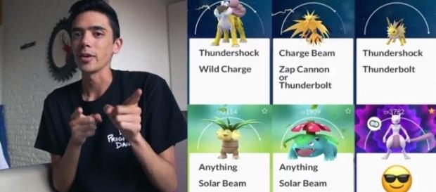 YouTube channel Trainer Tips on countering Suicune. - YouTube/Trainer Tips