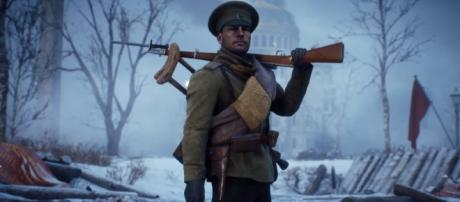 Battlefield 1's In the name of the Tsar DLC - YouTube/DANNYonPC Channel