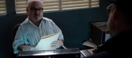 """Clark Middleton will reprise his role as Glen Carter a.k.a Jellybean in """"The Blacklist"""" Season 5./Pictured via The Blacklist, YouTube"""