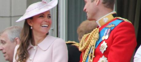 The Duke and Duchess of Cambridge via Wikimedia Commons