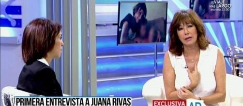 Ana Rosa Quintana y Juana Rivas