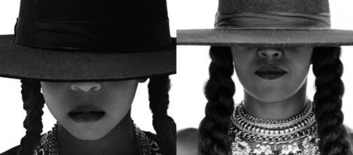 Blue Ivy Carter et Michelle Obama déguisées en Beyoncé pour son anniversaire (ⒸBeyoncé)