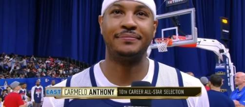 Carmelo Anthony - NBA.com/ Youtube