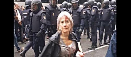 Catalonia independence referendum crackdown Epimetheus YouTube