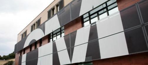 Centre d'entrainement de l'OM.