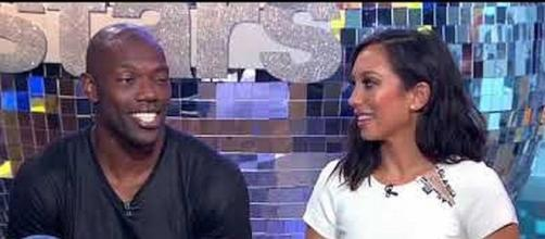 Cheryl Burke reveals who her partner is on 'Dancing with the Stars' [Image: GMA/YouTube screenshot]