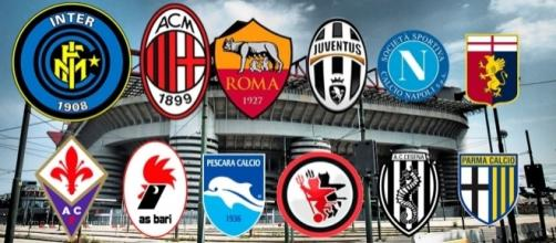 Classifica spettatori degli stadi italiani