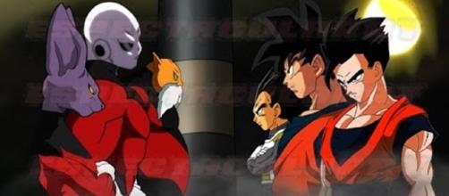 Dragon Ball Super: Los últimos 5 Guerreros el Torneo de Poder