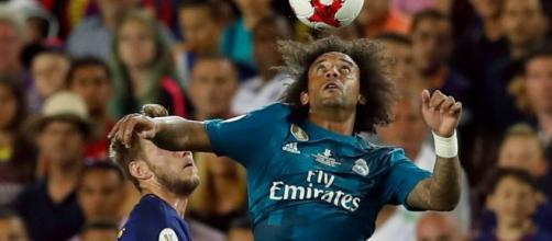 El gesto elegante de Marcelo con el árbitro del clásico | Defensa ... - defensacentral.com