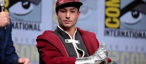 """Ezra Miller stars as The Flash in """"Justice League"""" and future DCEU films. Photo by: Gage Skidmore/Creative Commons"""