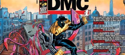 Darryl McDaniels se dedica a los cómics