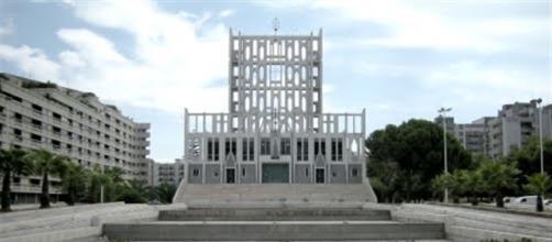 La Concattedrale di Gio Ponti a Taranto, ultimo lavoro dell'architetto.