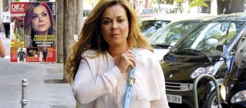 María José Campanario enfermedad - diezminutos.es