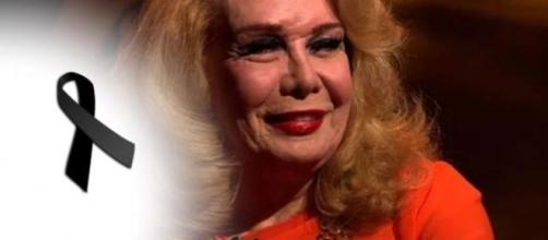 Morre atriz Rogéria, aos 74 anos
