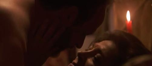Nella puntata 1500 de ''Il Segreto'', Francisca e Raimundo faranno l'amore.