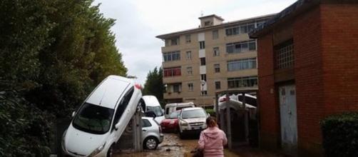 Nubifragio a Livorno, bilancio è di sette vittime.