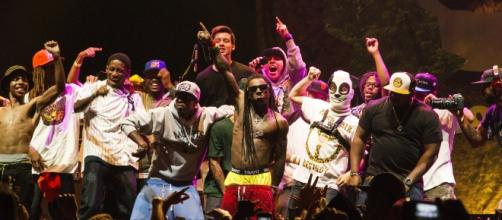 Odd Future x Lil Wayne Photo by Incase/Creative Cpmmons