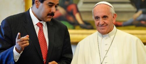 Papa Francisco pide suspender Constituyente en Venezuela ... - amprensa.com