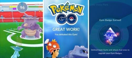 'Pokemon Go' Gym badges now capped and could delete players' older progress?(JTGily/YouTube Screenshot)