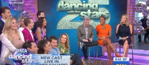 Sasha Pieterse Dancing With The Stars/YouTube GMA I.T. Channel