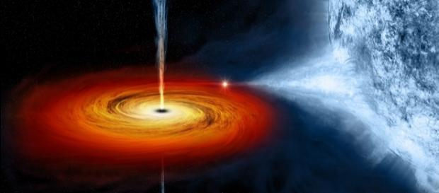 A Black Hole | NASA | Wikimedia